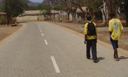 Rural roads upgrade gathers pace