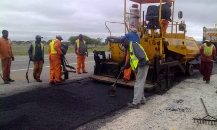 Tar-surfaced roads equal increased mobility