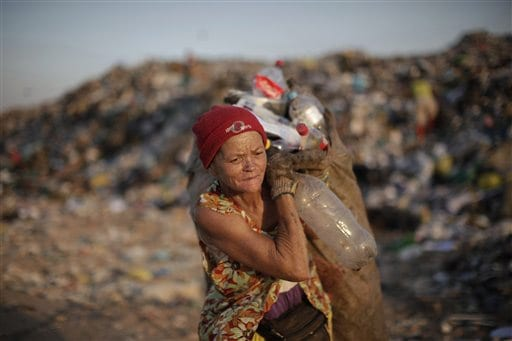 Joburg's waste-pickers help SA's recycling rate rival some in Europe