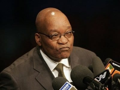 State of the Nation Address: Zuma on infrastructure