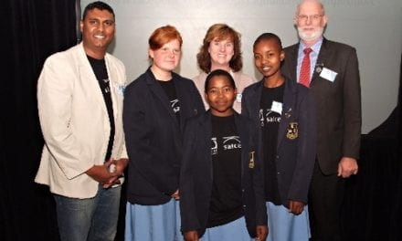 Results of the 2012 SAICE-WRC Schools Water Competition