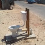 North West: R52m sanitation budget 'down the toilet'