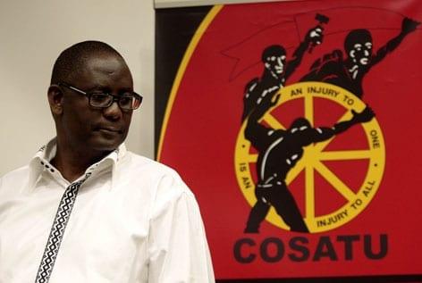 Cosatu calls for urgent debate to address financial mismanagement
