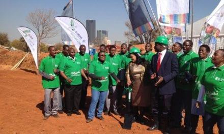 Tshwane: R8bn green building for DEA