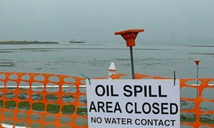 R52m oil spill clean up – and counting!