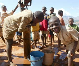 Water shortages still a problem in Harare