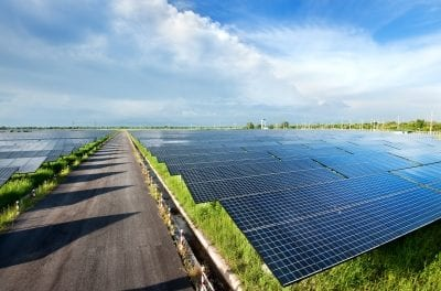 Solar projects: The proof is in the air