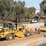 Road infrastructure improvement