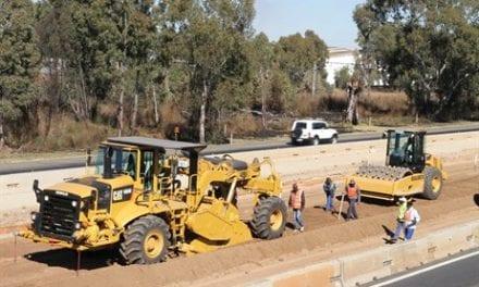 Road infrastructure improvement