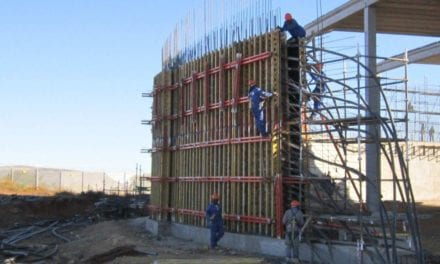 New reservoir for Bloemfontein