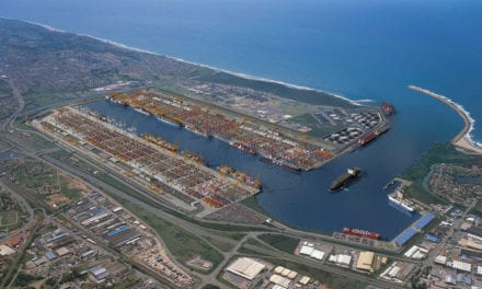 Massive infrastructure spend for Durban's new dig-out port