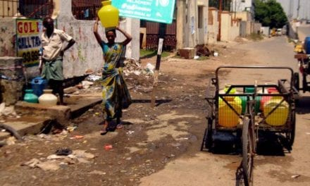Rs. 99 crore water project for Pallavaram