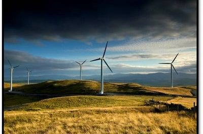 Wind overtakes coal-fired power as cheapest