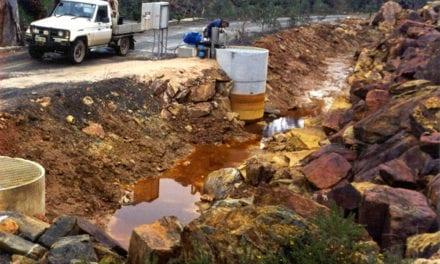 Call on Gauteng premier to stop acid water