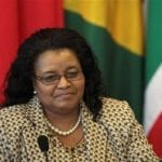 Molewa unveils new Colesberg waste water treatment plant