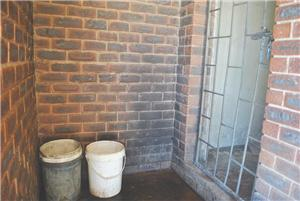 South Africa: R2 for a bucket system toilet at the Port Shepstone taxi rank