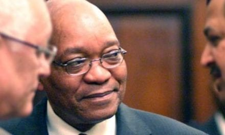 Zuma launches national infrastructure plan