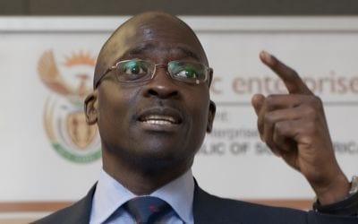Infrastructure investment will stoke entrepreneurship, says Gigaba