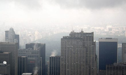 Air pollution levels linked to demographics