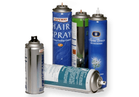 Taking aerosol can recycling to the next level