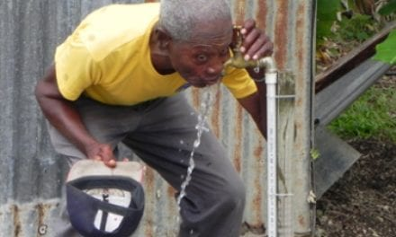 "Delivery of water and sanitation services ""not good enough"""