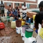 Zimbabwe capital's residents drink own waste