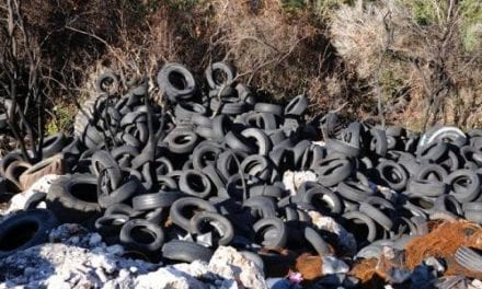 SATMC still waiting for approval on waste tyre plan