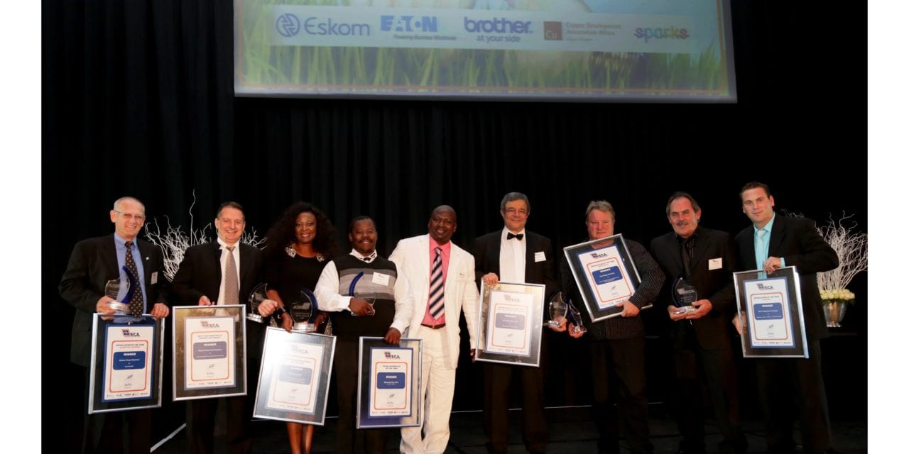 The ECA (SA) first Annual Presidential Awards
