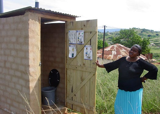 Tackling Durban's sanitation crisis head on