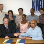 Concrete industry: NHBRC training formalised