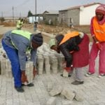 Community benefits from road upgrade