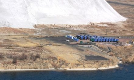 Mining Water?