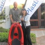Adventurer to riverboard Orange River from source to sea in order to raise awareness of water quality and water pollution