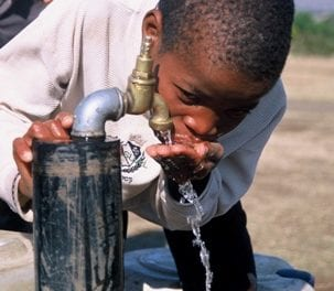 Countries collaborate to bring water to Lesotho