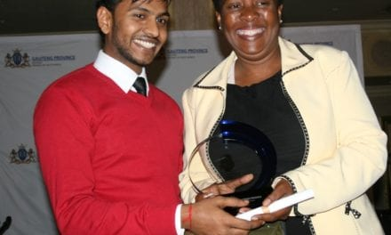 Top honours for young SRK water graduate