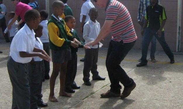 Aurecon spreads Easter joy at Ridgeview Primary School