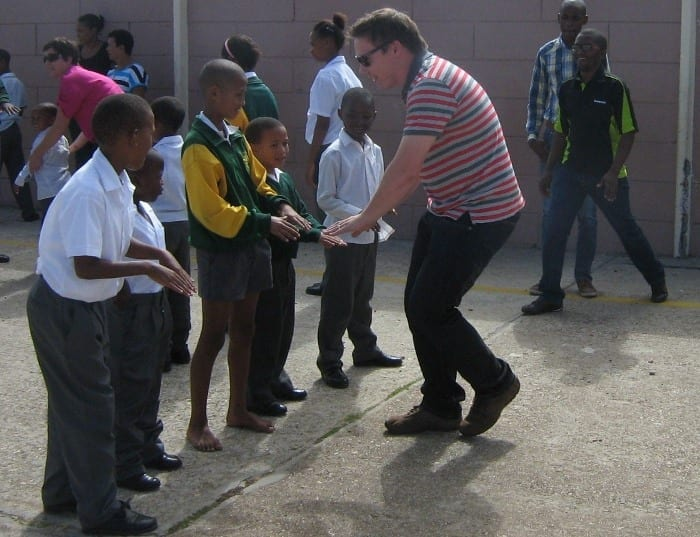 Aurecon spreads Easter joy at Ridgeview Primary School