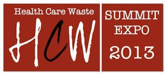 Health Care Waste Forum Summit 2013 postponed