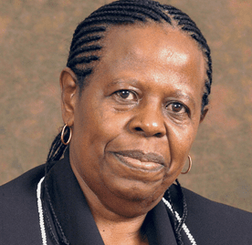 Women continue to struggle: Mabudafhasi