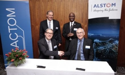 Alstom and ACTOM cooperation agreement
