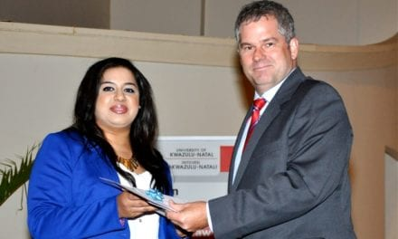 Top environmental law student recognised