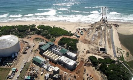 SA desalination plans in motion