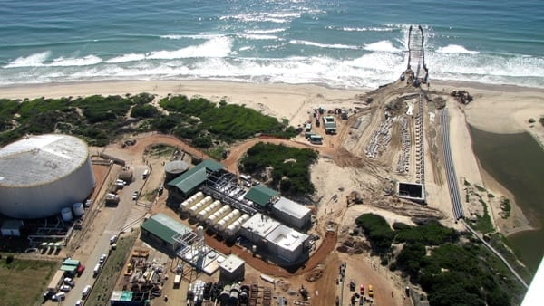 SA desalination plans in motion