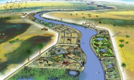 RHDHV polder plan protects people in Senegal