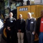 Bell bullish about government's infrastructure initiatives