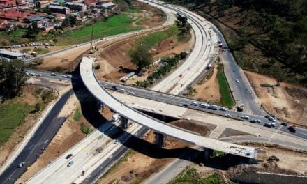 Incremental launch solution for Pietermaritzburg bridge