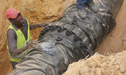 Swartland Pipeline nears completion