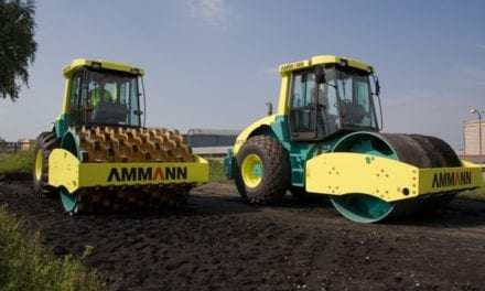Ammann South Africa, Striving to be one step ahead