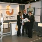Exceptional support for the Concrete Institute