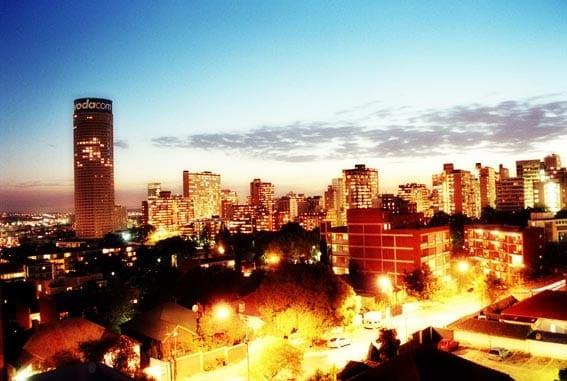 Designing the future: Gauteng's smart cities